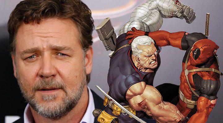Russell Crowe podría ser cable