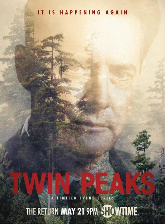 Póster 'Twin Peaks 2'