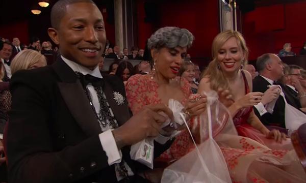 Regalitos en la gala de los Oscars