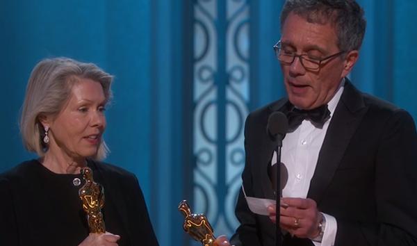 Primer Oscar para 'La La Land'