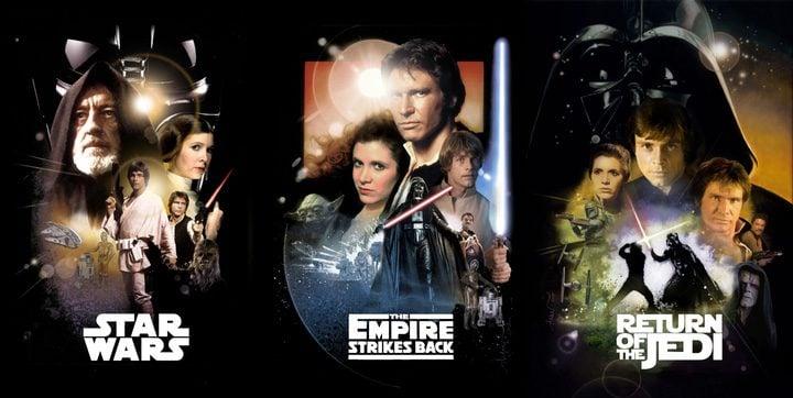 'Star Wars': La trilogía original sin retoques podría lanzarse con motivo del 40 aniversario de la saga