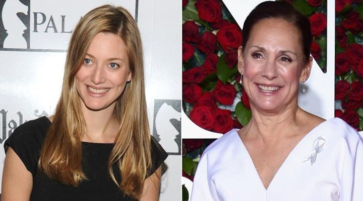 Zoe Perry y Laurie Metcalf