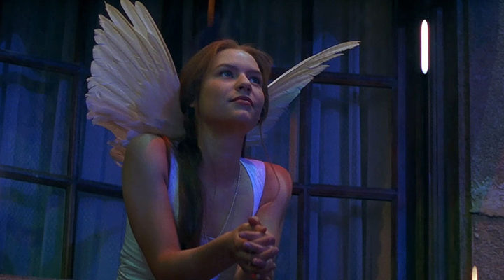 Claire Danes en 'Romeo + Julieta'