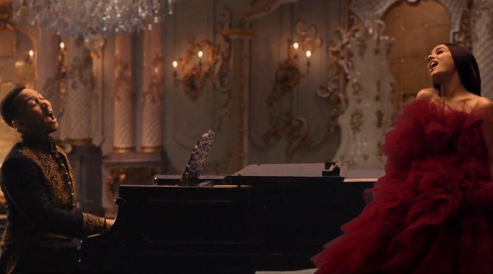 'La Bella y la Bestia': Este es el videoclip del tema ...
