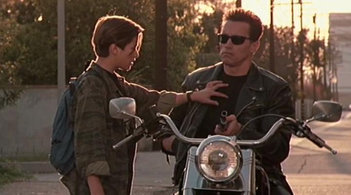 fotograma de 'Terminator 2: El juicio final'