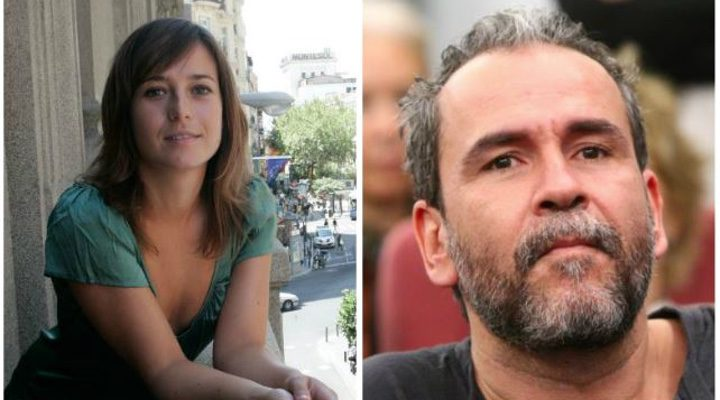 Marta Etura y Willy Toledo