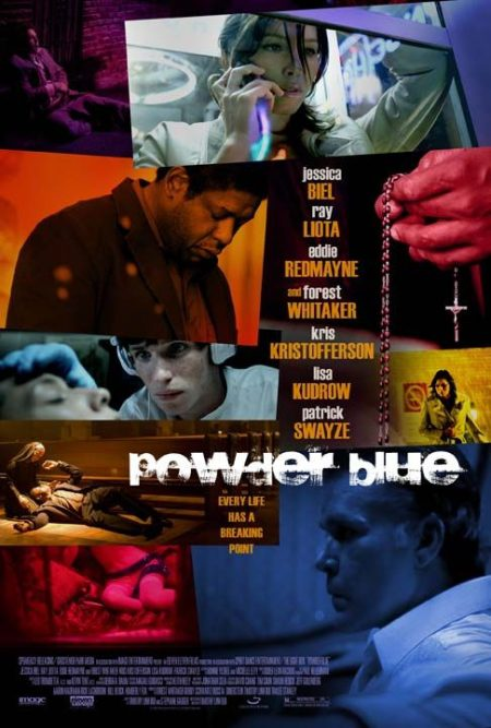Primer póster de 'Powder Blue'