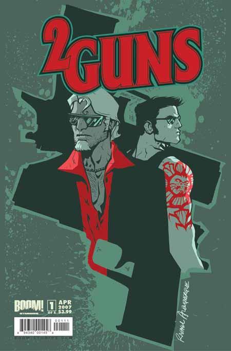 '2 guns', también al cine