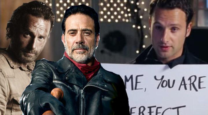 The Walking Dead y Love Actually