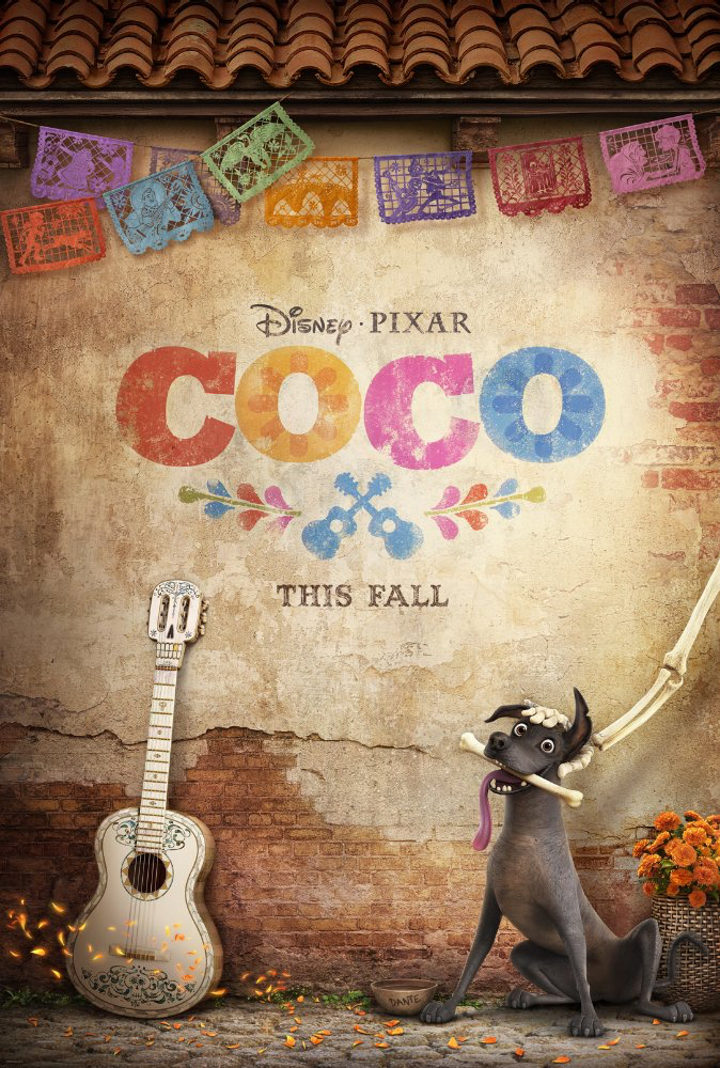 Póster 'Coco'