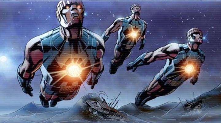 'X-Men'