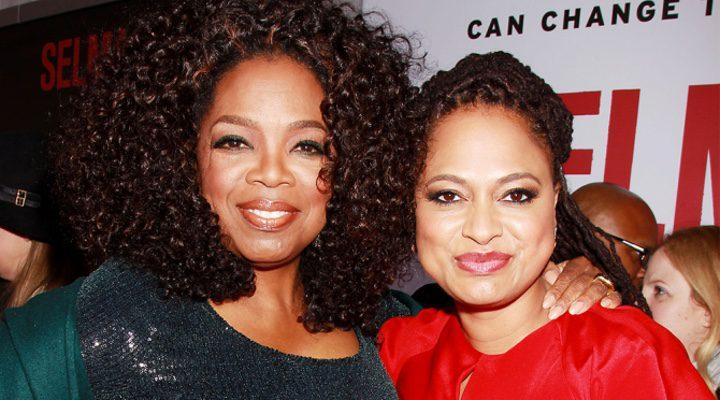 Oprah Winfrey y Ava DuVernay