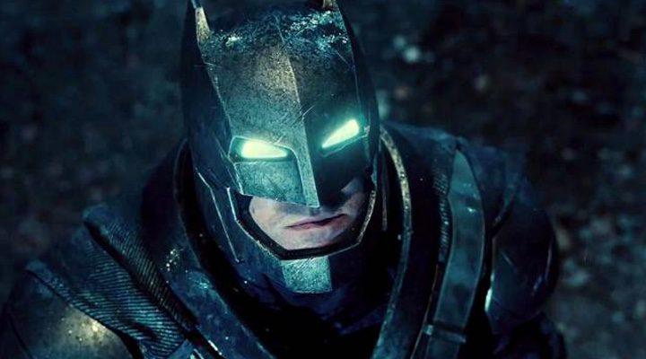 Ben Affleck en 'Batman v Superman: el amanecer de al justicia