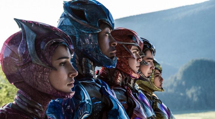 Fotograma 'Power Rangers'