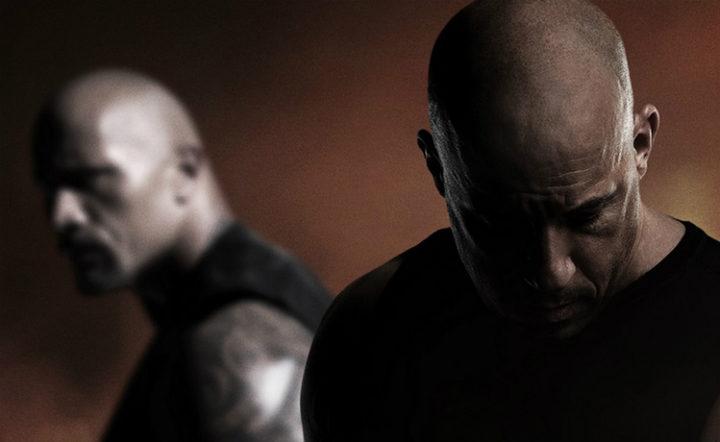Vin Diesel y The Rock