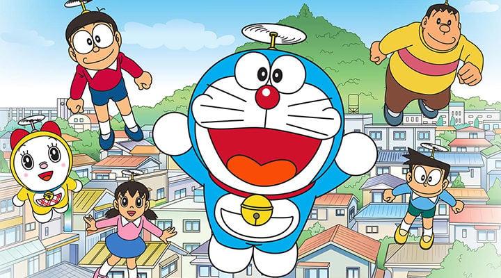 Resultado de imagen de Doraemon