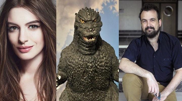 Anne Hathaway en 'Colossal'