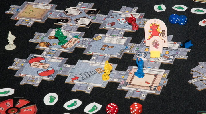 Del Hotel Al Cluedo 10 Juegos De Mesa A Los Que Si Pega Que