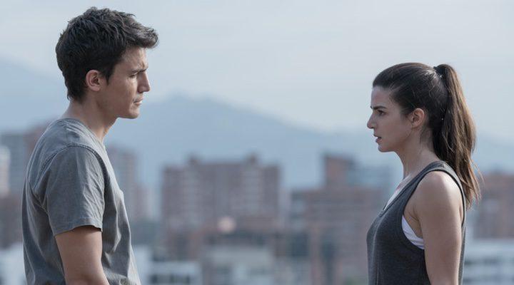 Álex González y Clara Lago, protagonistas de 'Órbita 9'