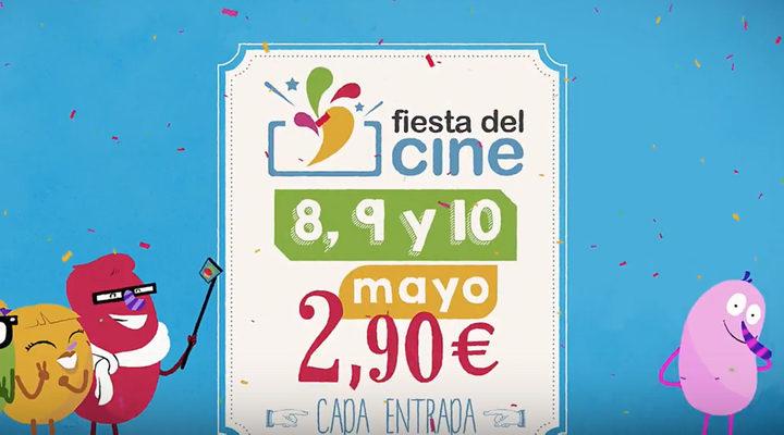 Fiesta del Cine de mayo de 2017