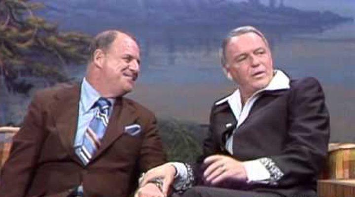 Don Rickles y Frank Sinatra