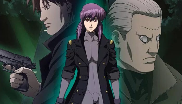 Ghost in the Shell volverá al anime