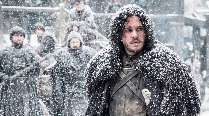 Jon Nieve (Kit Harington), en la última temporada de 'Juego de Tronos'