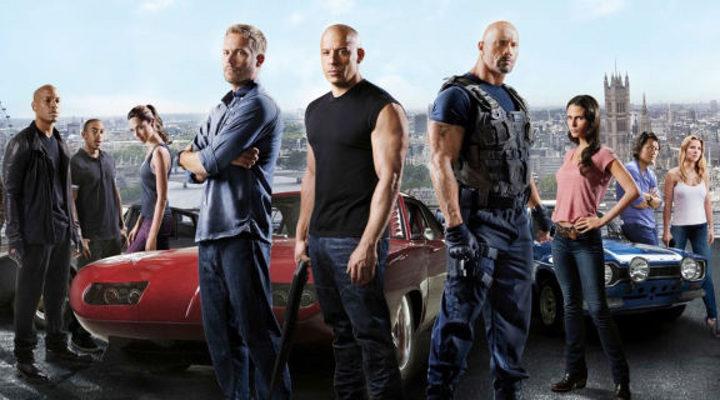 Imagen promocional de 'Fast and Furious' 5
