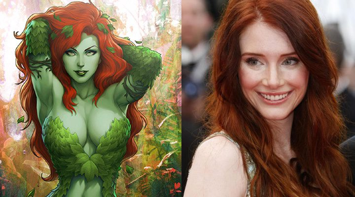 Bryce Dallas Howard y Poison Ivy