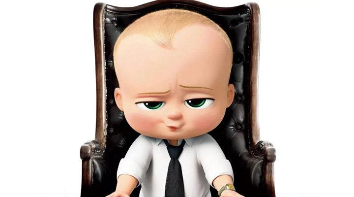 el protagonista de 'El Bebé Jefazo'
