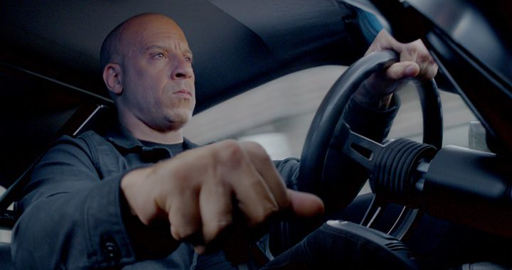 Vin Diesel en 'Fast & Furious 8'