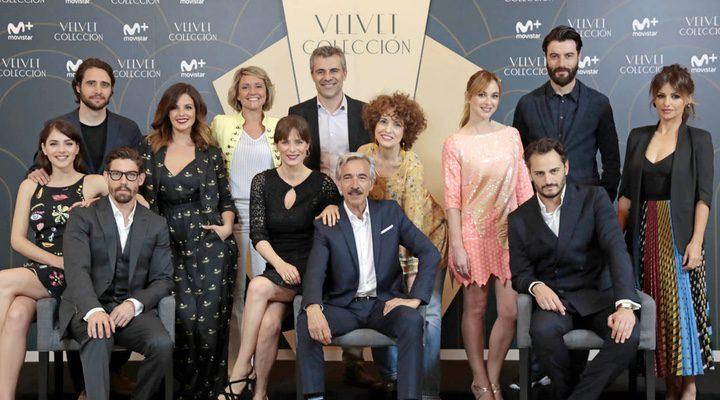 Presentación en Barcelona de 'Velvet Colección'