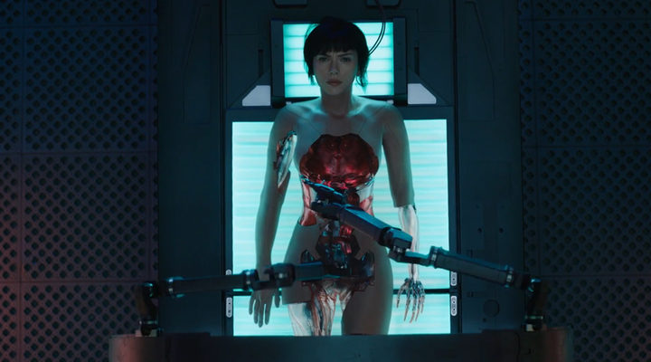 'Ghost in the shell: El alma de a</p><p>la máquina'