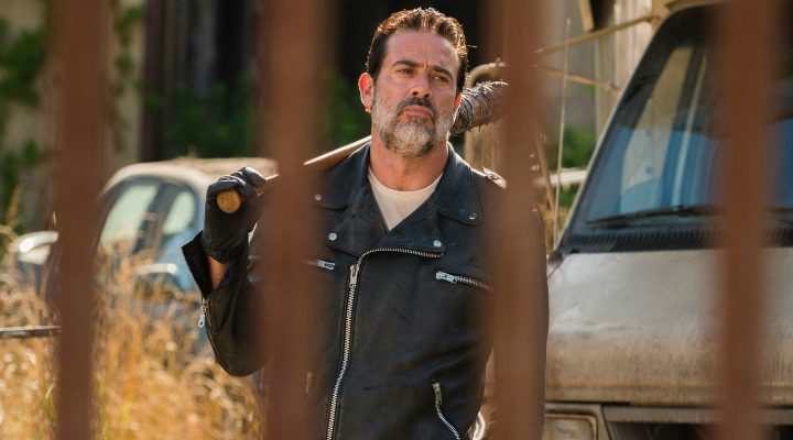 Jeffrey Dean Morgan en 'The Walking Dead'