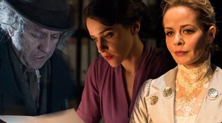Pedro Casablanc, Macarena García y María Adánez, nuevas incorporaciones de la serie.