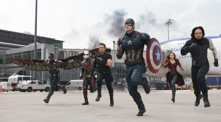 'Capitán América: Civil War'