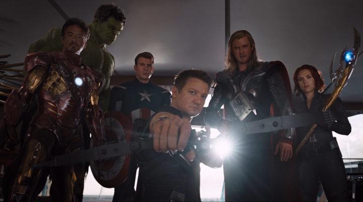 'Los Vengadores'