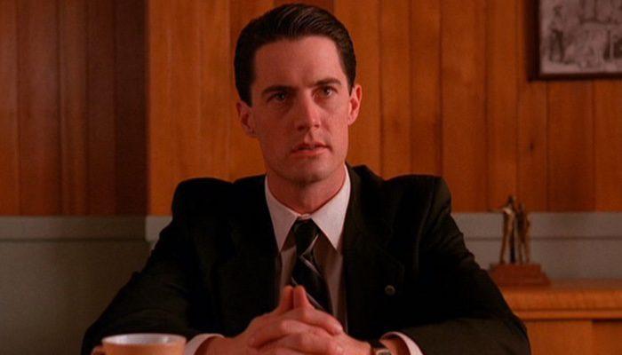 Dale Cooper en 'Twin Peaks'