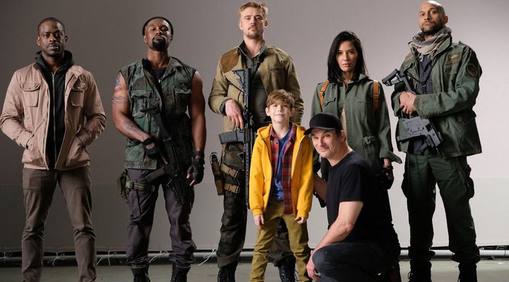 Casting de 'The Predator'