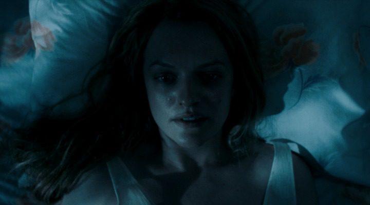 Un primer plano de Elisabeth Moss en 'The Handmaid's Tale', la nueva serie de HBO