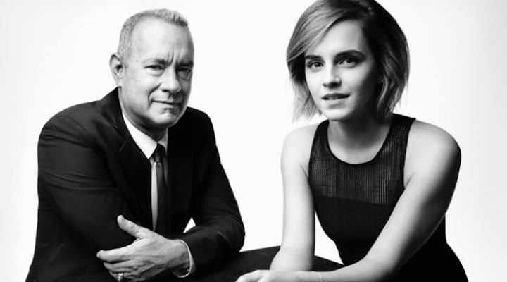 Emma Watson y Tom Hanks