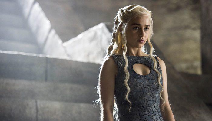 Emilia Clarke vuelve como Daenerys Targaryen en la séptima temporada de 'Juego de tronos'