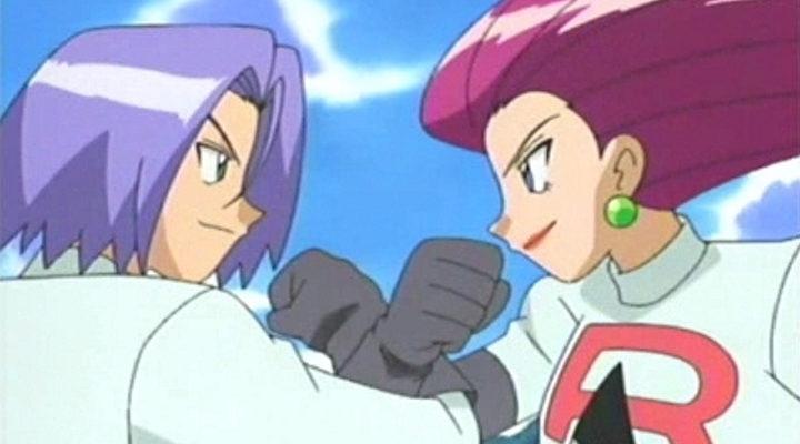 Jessie y James