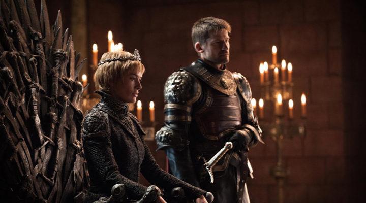 Jaime y Cersei, 'Juego de Tronos'