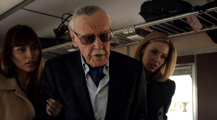 Stan Lee cameo 2