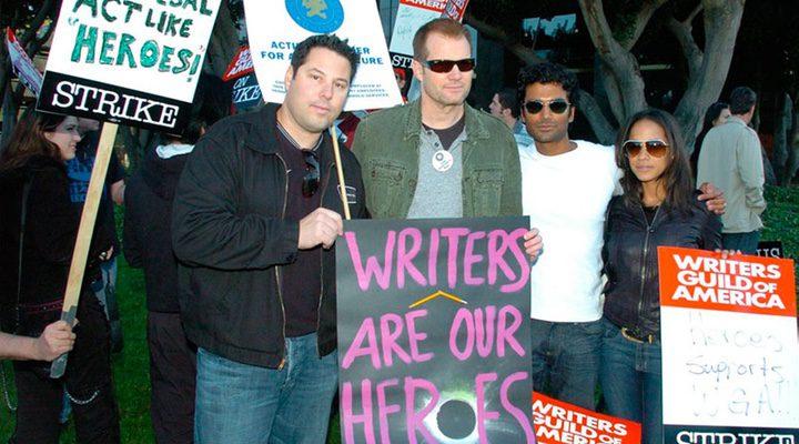 Huelga de guionistas de 2007