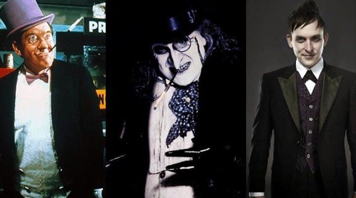 Actores que interpretaron a El Pingüino
