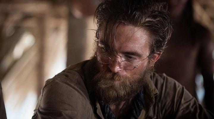 Robert Pattinson The lost city of Z
