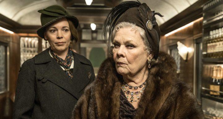Judi Dench en Asesinato en el Orient Express