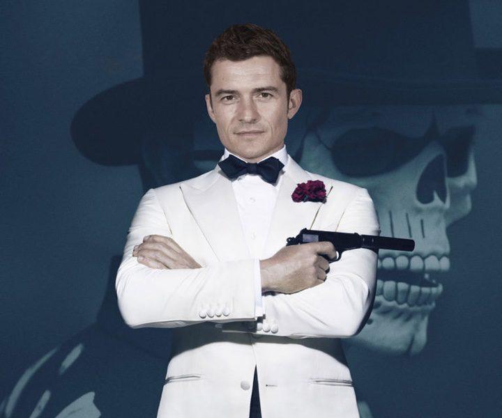 Orlando Bloom se ofrece como futuro James Bond
